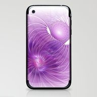 Protection, Abstract Fra… iPhone & iPod Skin
