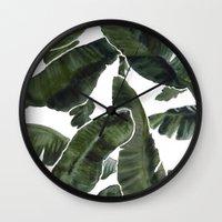 The Vacation Wall Clock