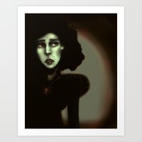 Wise in Witchcraft Art Print