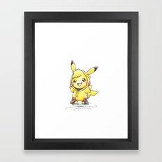 Small Bolt Action Framed Art Print