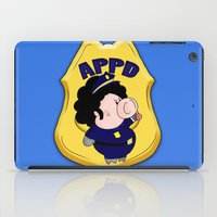 Hail to the chief! iPad Case