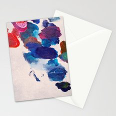 Painter's Palette Stationery Cards