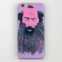 Rick Rubin iPhone & iPod Skin