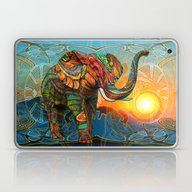 Laptop & iPad Skin featuring Elephant's Dream by Waelad Akadan