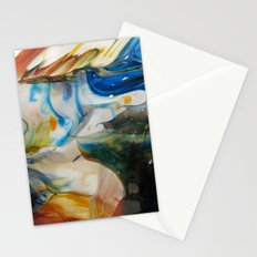 night trip Stationery Cards