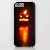 iPhone & iPod Case featuring Samhain smile by Vorona Photography