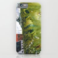 houses at the Cap iPhone 6 Slim Case