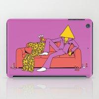 Love Triangle iPad Case