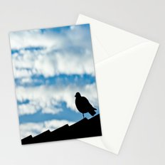 Bird & Clouds Stationery Cards