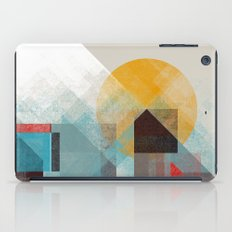 Over mountains iPad Case