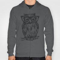 Spectacle Owl Hoody