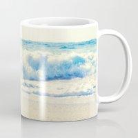 Beach Gold Mug
