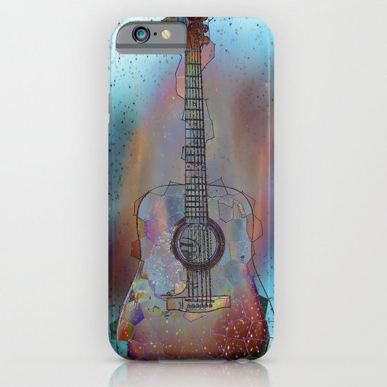Ziggy Stardust iPhone & iPod Case