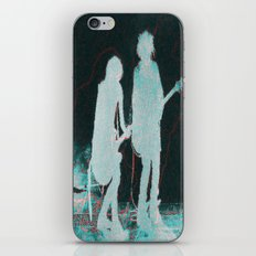 the cure iPhone & iPod Skin