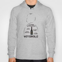 Notorious! Alfred Hitchcock Movie Poster Hoody