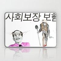 Social Insurance Laptop & iPad Skin
