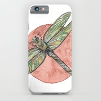 Dainty Dragonfly iPhone 6 Slim Case