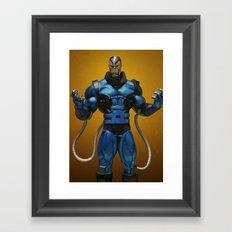 Apocalypse - Marvel Villain Series Framed Art Print