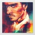 The Better Man Canvas Print