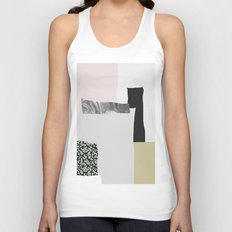 On the wall Unisex Tank Top