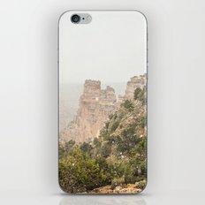 Grand Canyon Snow iPhone & iPod Skin