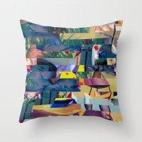 Kill The Wabbit (Provena… Throw Pillow