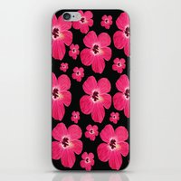 Hibiscus   iPhone & iPod Skin