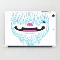 Happy Yeti iPad Case