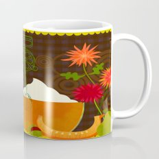 the gifts of fall Mug