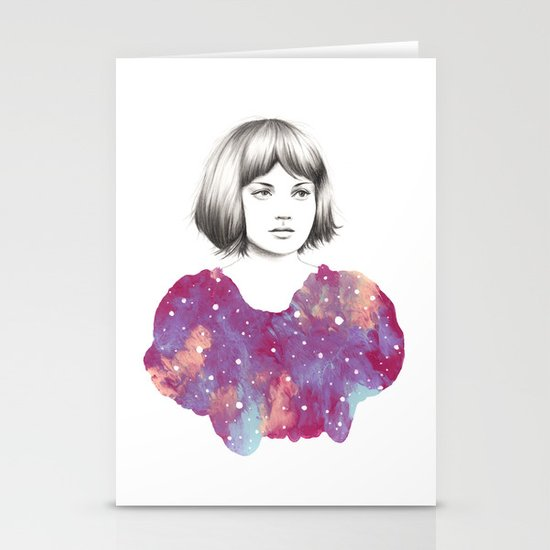 HELIX Stationery Card