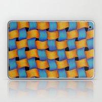 Woven - Pattern Painting Laptop & iPad Skin
