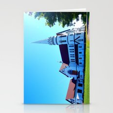 St. Mary's Church front view Stationery Cards