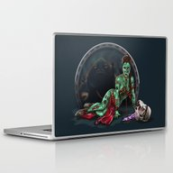 Laptop & iPad Skin featuring Aren't You A Little Brai… by Pakowacz