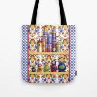 Matryoshka Tote Bag