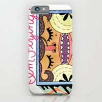 iPhone & iPod Case featuring I'm Flying! by Pizza! Pizza! Pizza!