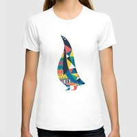 penguin T-shirts featuring Penguin by murat kalkavan