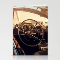 Dice + Drive Stationery Cards