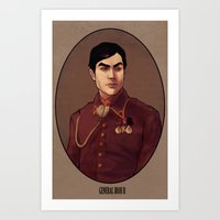 generaliroh Art Print
