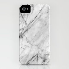 Marble iPhone (4, 4s) Slim Case