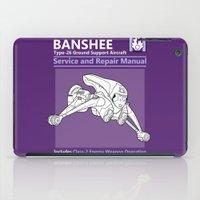 Banshee Service and Repair Manual iPad Case