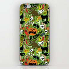 Happy Halloween! iPhone & iPod Skin