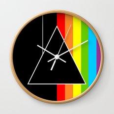 Tribute Pink Floyd | Dark Side Of The Moon Wall Clock