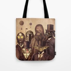 Victorian Wars  Tote Bag
