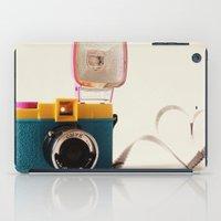 Lomo Love iPad Case