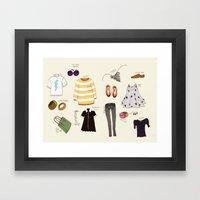 My (...not So New) Sprin… Framed Art Print