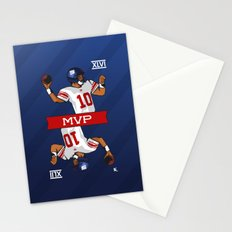 Eli - the SuperBowl MVP Stationery Cards