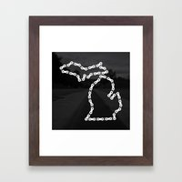 Ride Statewide - Michigan Framed Art Print