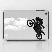 Dancing with the clouds iPad Case