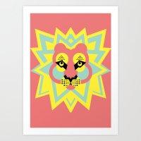 The Lion King Art Print