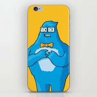 Lars the Yeti iPhone & iPod Skin